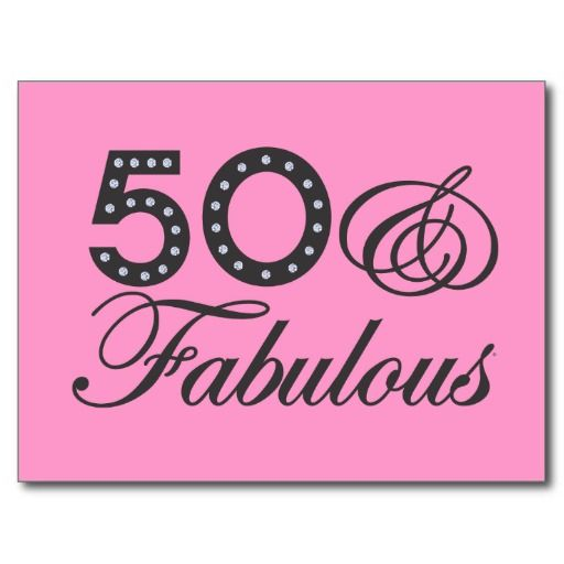 Happy 50th Birthday Images Free Download Clip Art Free Clip Fifty.