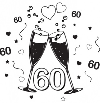 60 Year Anniversary Gifts Suggestions For The Happy Couple.