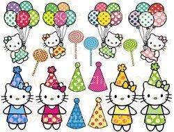 Happy 65th Birthday Clip Art N3 free image.