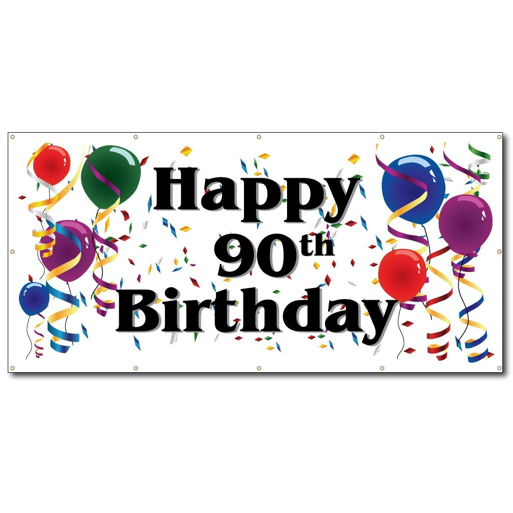 Happy 90th Birthday.