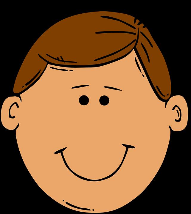 Free vector graphic: Head, Boy, Face, Smiling, Happy.