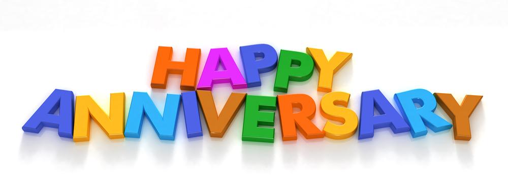 533 Happy Anniversary free clipart.