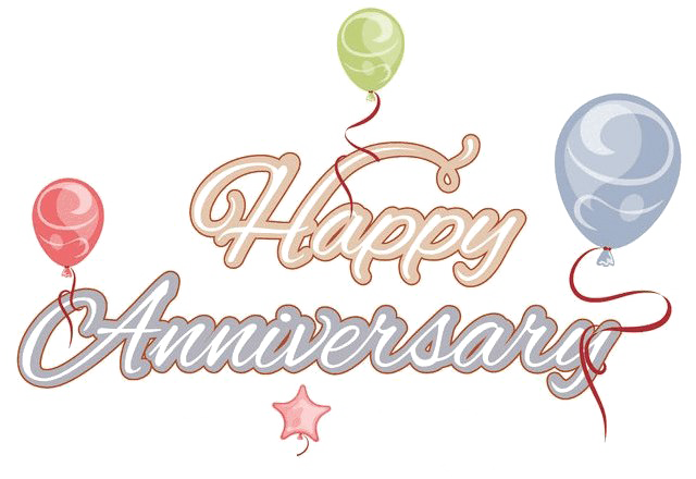 Download Free png Happy Anniversary PNG Photo.