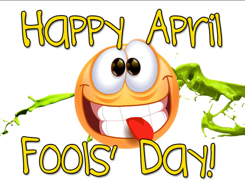 April Fool Day 2018 Jokes, GIF Whatsapp, Status, Messages: Why we.