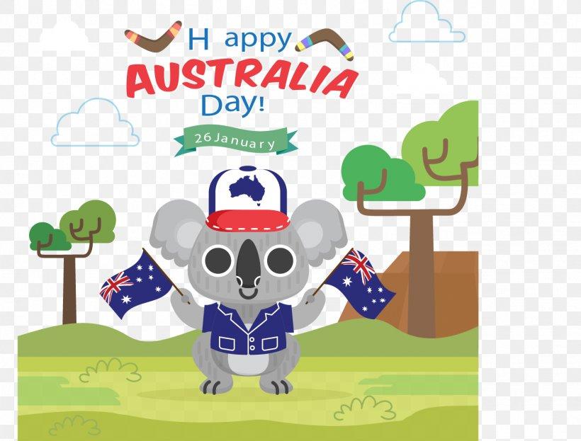 Kangaroo Flat, South Australia Koala Australia Day Clip Art.