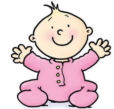 Happy baby clipart » Clipart Portal.