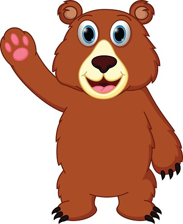 Happy bear clipart 2 » Clipart Portal.