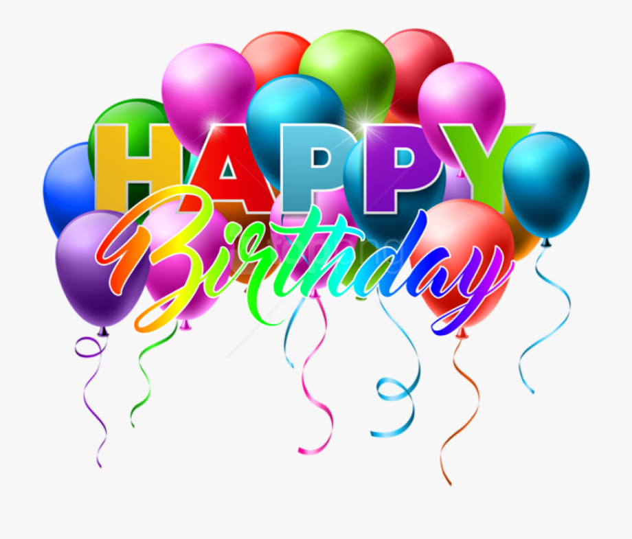 Happy Birthday 3d Png.