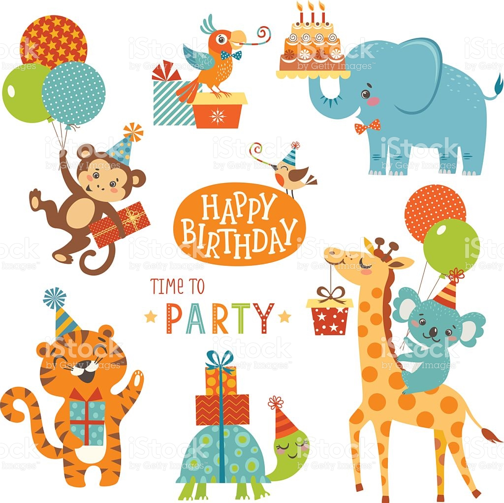 happy birthday animal clipart 20 free Cliparts | Download ...