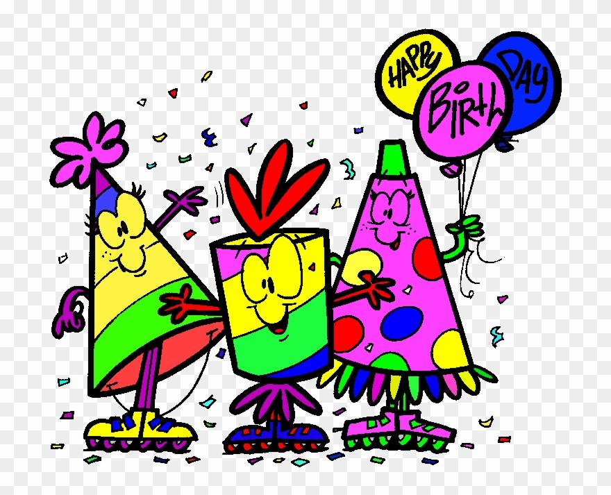 Birthday Clip Art Animated Cliparts.