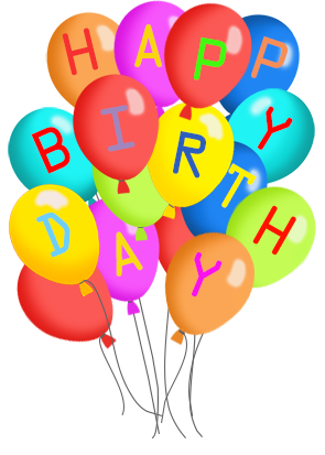 free clipart images birthday balloons 20 free Cliparts ...