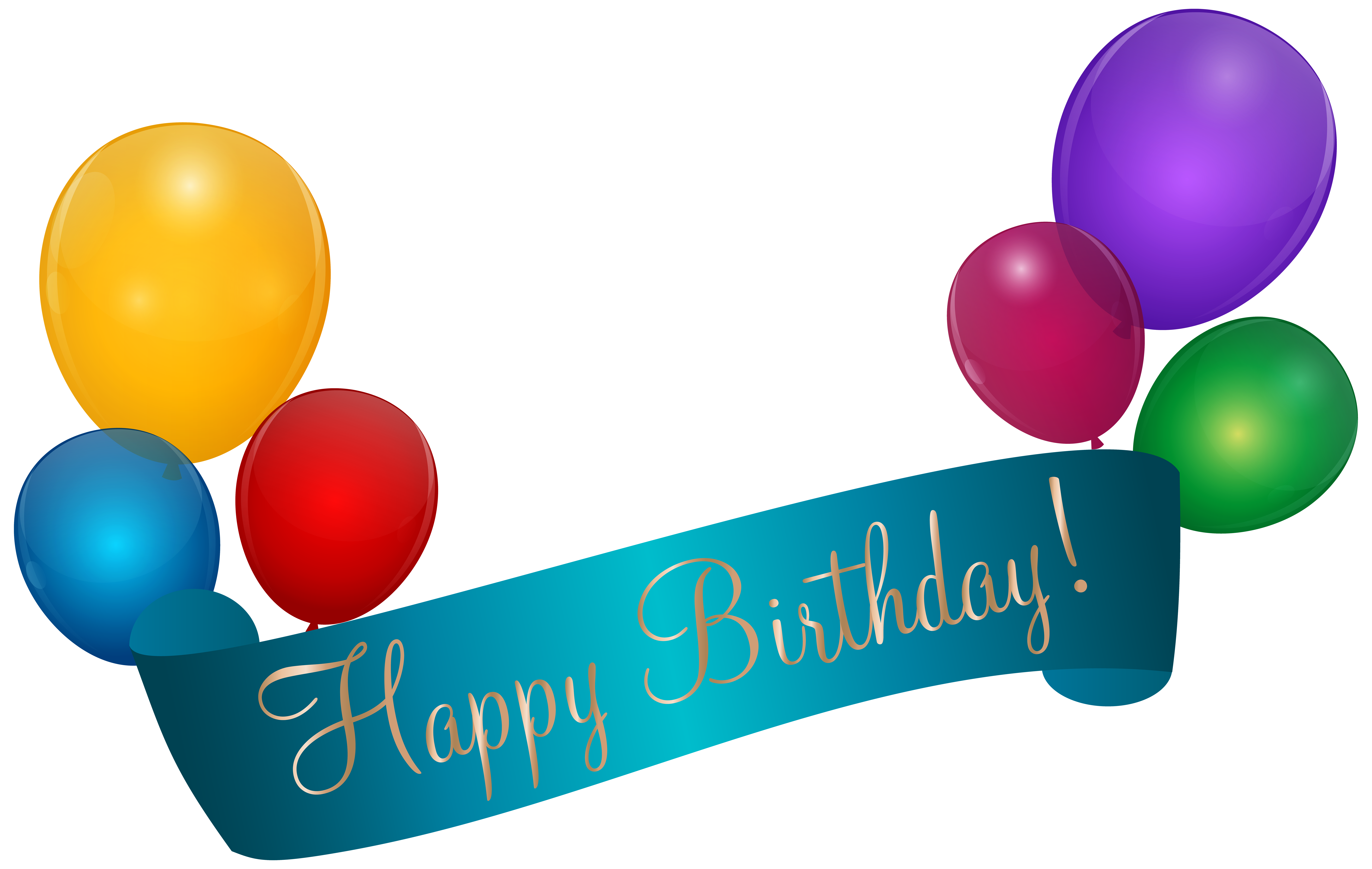 Happy birthday banner clip art free clipart images gallery for free.