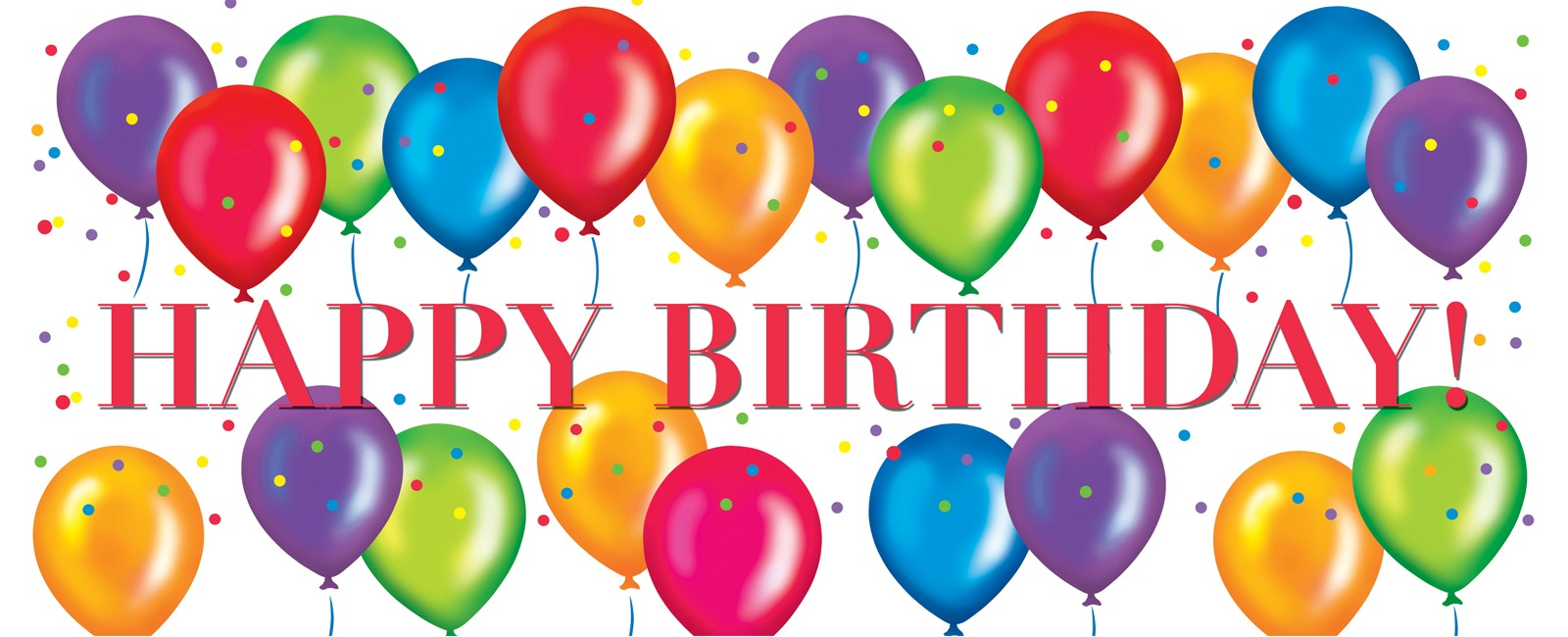 Happy birthday banner clipart 11 » Clipart Station.