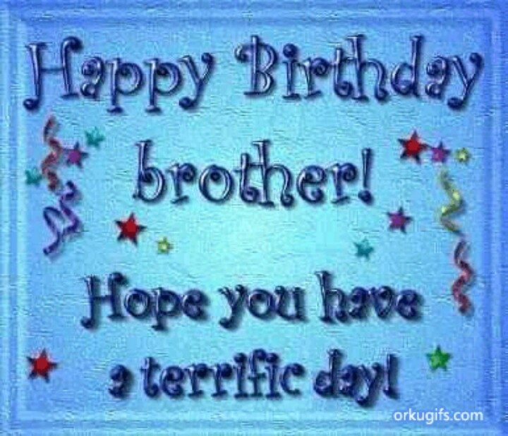 Happy Birthday Big Brother Clipart