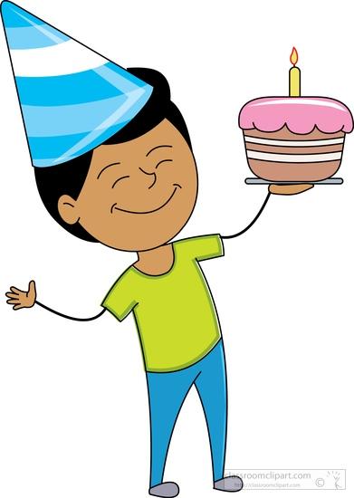 Happy Birthday Big Boy Clipart.