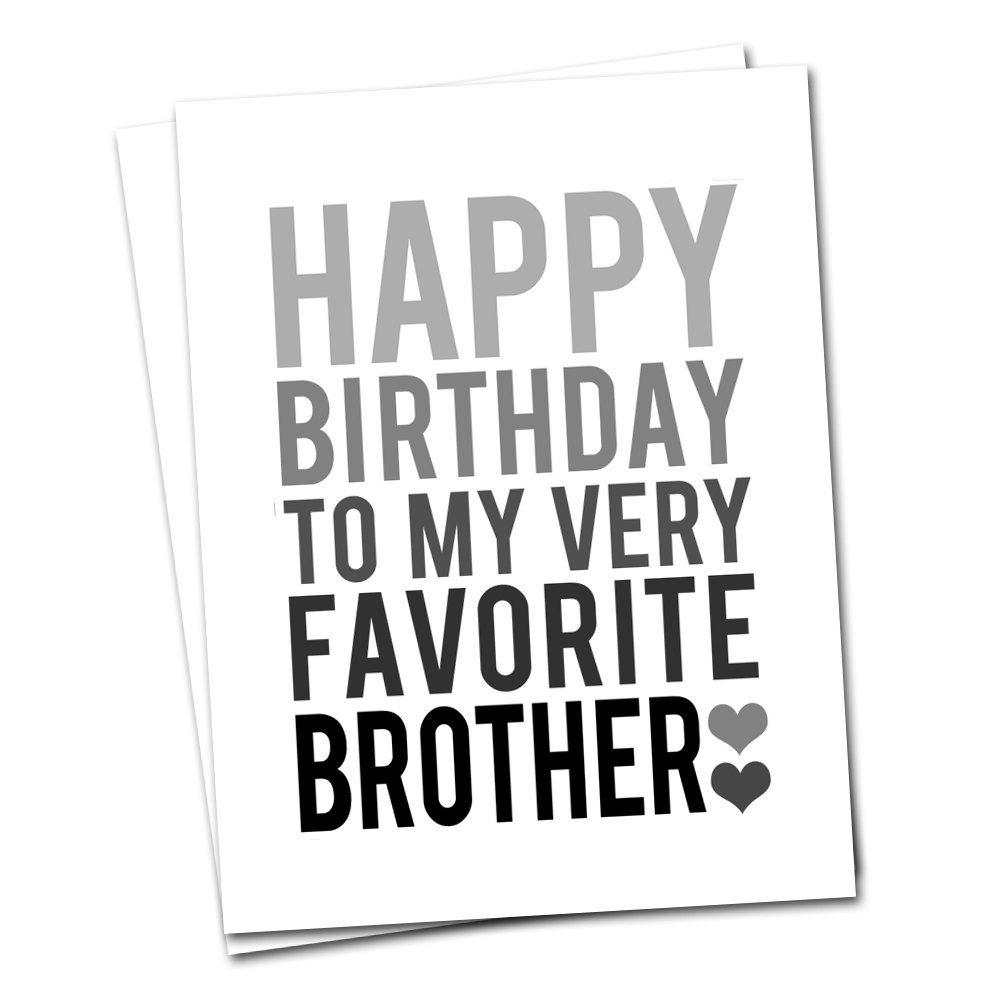 Happy Birthday Big Brother Clipart