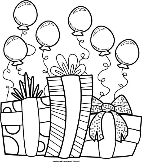 Happy Birthday Clip Art Black And White & Happy Birthday Clip Art.