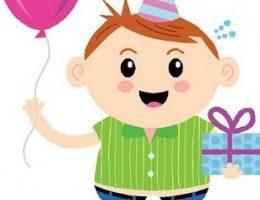 Happy birthday boy clipart 5 » Clipart Portal.