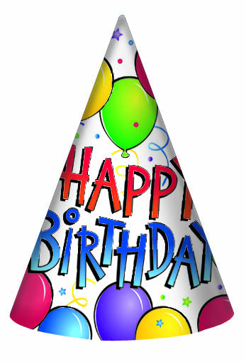 Free Birthday Hat, Download Free Clip Art, Free Clip Art on.