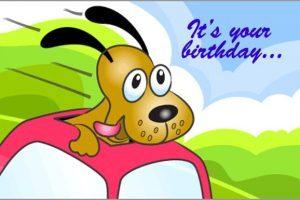 Happy birthday clipart funny animated free 2 » Clipart Portal.