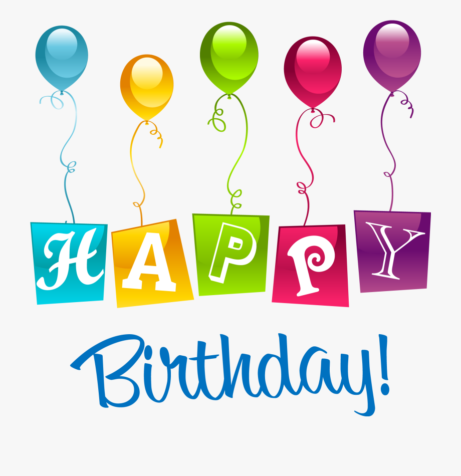 Birthday Clipart Png.
