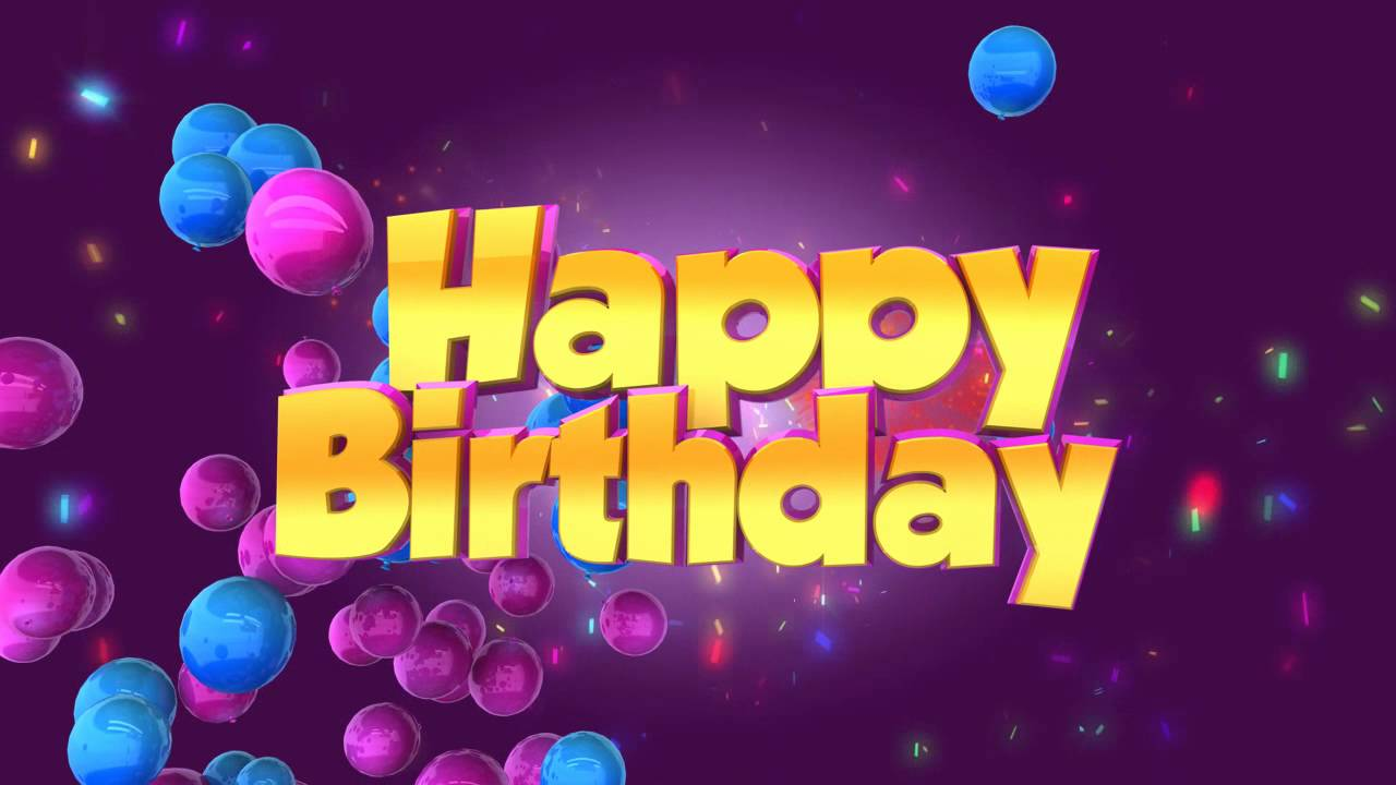 Free Happy Birthday Animation, Download Free Clip Art, Free.