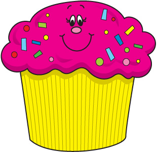 Birthday Cupcake Clipart & Birthday Cupcake Clip Art Images.