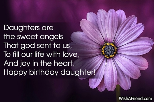Happy birthday daughter clipart free 3 » Clipart Station.