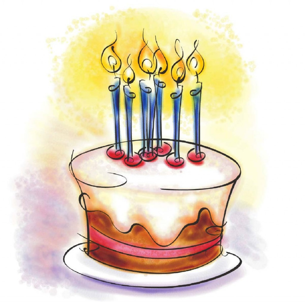Happy Birthday Kathy Clipart.