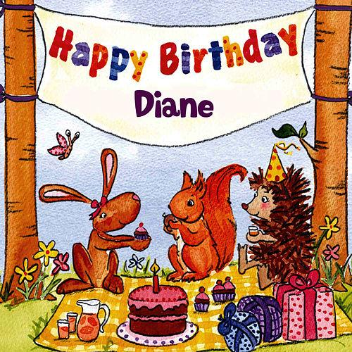 Play & Download Happy Birthday Diane [Box Tree Music] by The.