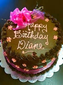 Happy Birthday Diane Clipart.