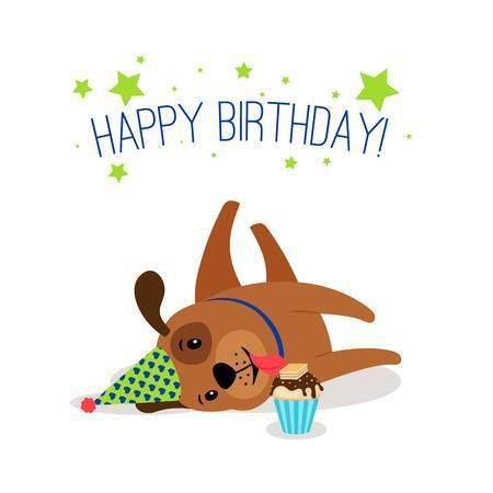 Happy birthday dog clipart 4 » Clipart Portal.