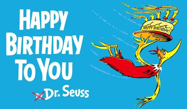Happy birthday dr seuss clipart » Clipart Portal.