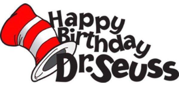 happy birthday dr seuss clipart #10