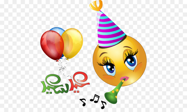 happy birthday emoji clipart #3