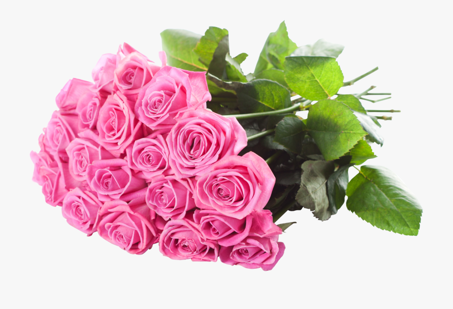 Bouquet Of Pink Flowers Transpa Png Clipart Free Ya.