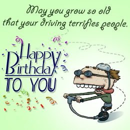 Happy Birthday Clip Art Funny Free.