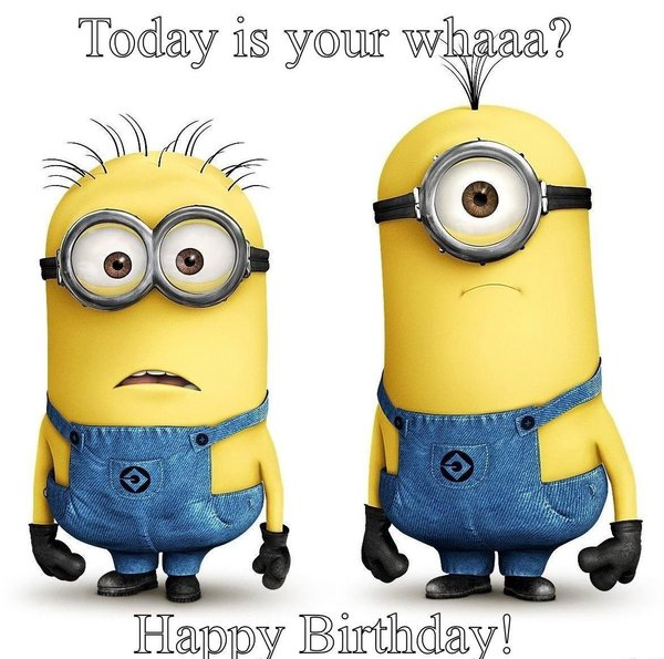 42 Most Happy Funny Birthday Pictures & Images.