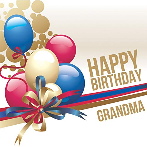 Happy Birthday Grandma by The Happy Kids Band on Amazon.