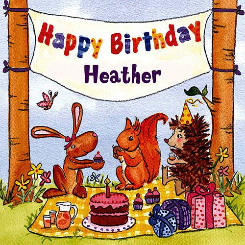 & Download Happy Birthday Heather by The Birthday Bunch.