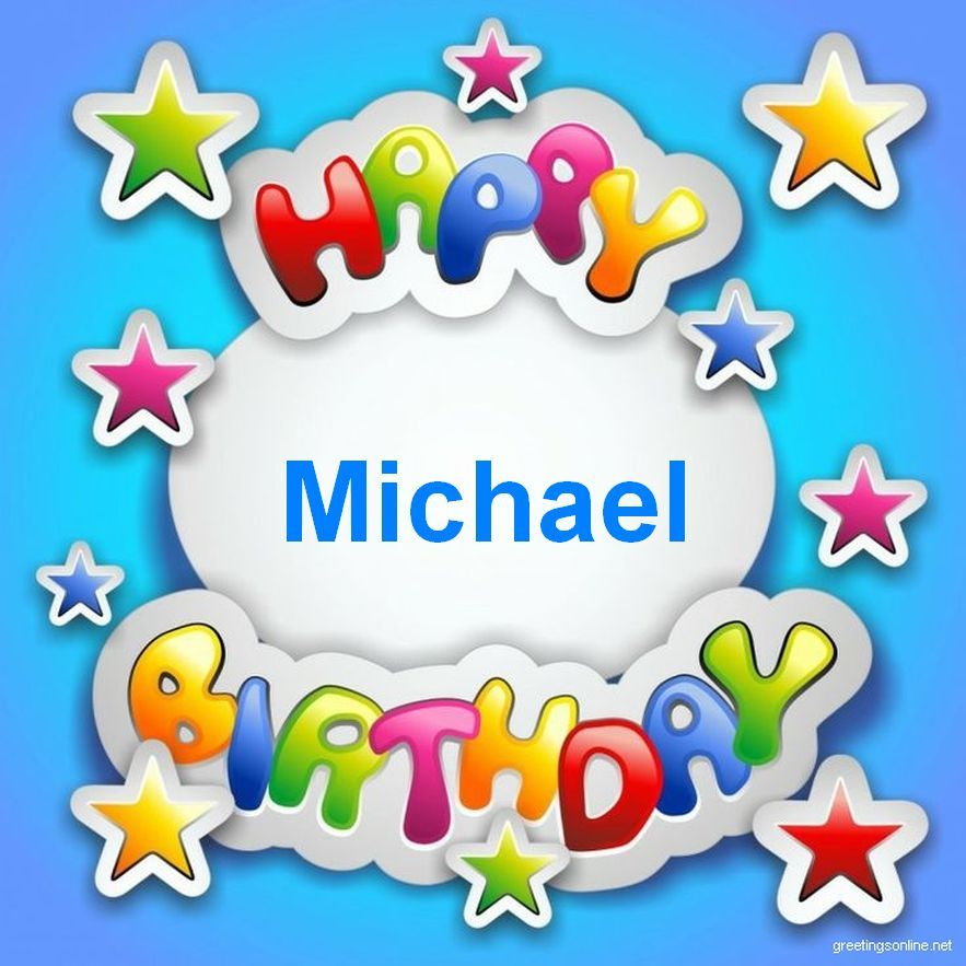 happy birthday michael clipart 20 free Cliparts | Download ... (883 x 883 Pixel)
