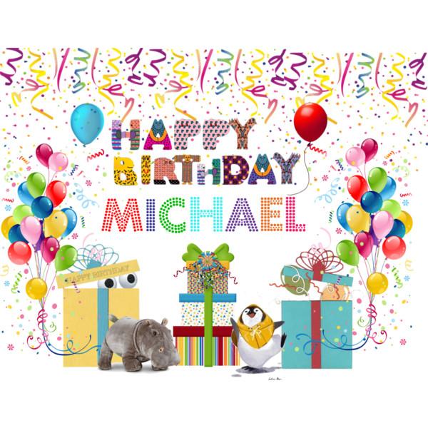 Happy 30th Birthday, MICHAEL!!!!.