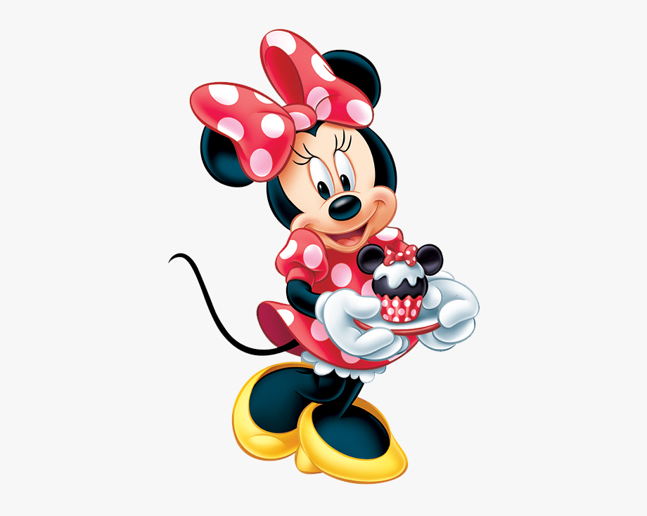 Mickey Mouse And Friends, Minnie Mouse Clipart, Minnie.