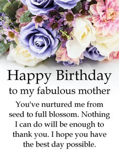 50 Best Happy Birthday Mom Images images.