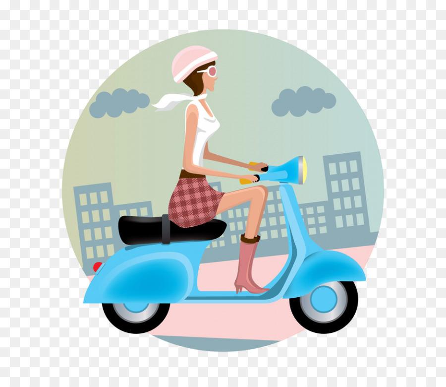 happy birthday vespa clipart Vespa Scooter Motorcycle.
