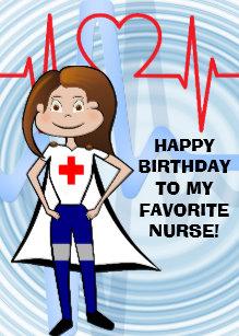 Nurse Birthday Gifts & Gift Ideas.