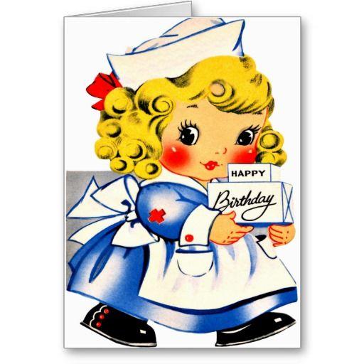 Little Girl Nurse.