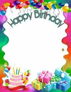 37 Best Happy birthday frame images.