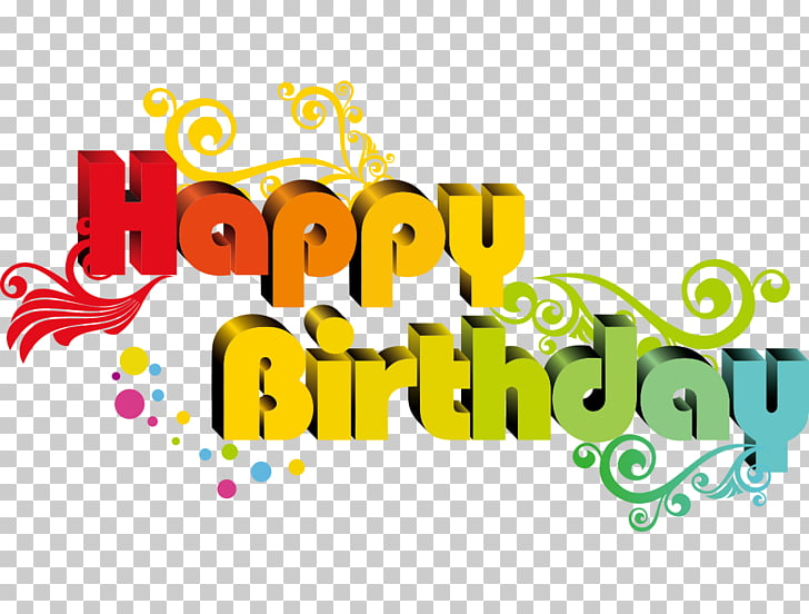 Birthday cake Happy Birthday to You Greeting card, Happy.