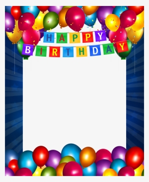 Birthday Frame PNG & Download Transparent Birthday Frame PNG Images.